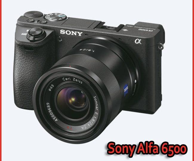 Sony Alfa 6500